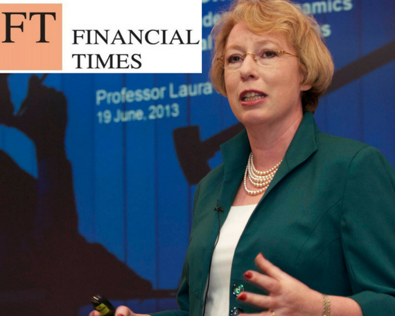 Financial Times - Professor of the Week